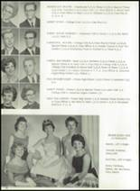 1963 West Lafayette High School Yearbook Page 20 & 21