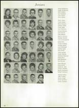 1963 West Lafayette High School Yearbook Page 22 & 23
