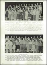 1963 West Lafayette High School Yearbook Page 24 & 25