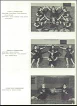 1963 West Lafayette High School Yearbook Page 38 & 39