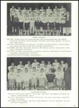 1963 West Lafayette High School Yearbook Page 40 & 41