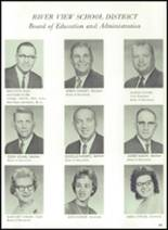 1963 West Lafayette High School Yearbook Page 42 & 43