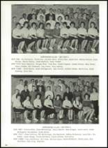 1963 West Lafayette High School Yearbook Page 56 & 57