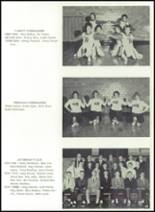 1963 West Lafayette High School Yearbook Page 72 & 73