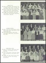 1963 West Lafayette High School Yearbook Page 104 & 105