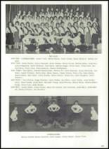 1963 West Lafayette High School Yearbook Page 110 & 111