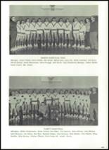 1963 West Lafayette High School Yearbook Page 112 & 113