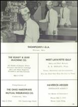 1963 West Lafayette High School Yearbook Page 128 & 129