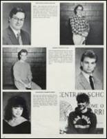 1989 Stillwater High School Yearbook Page 32 & 33
