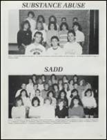 1989 Stillwater High School Yearbook Page 84 & 85