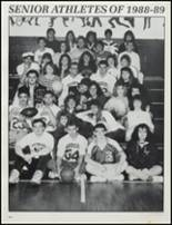 1989 Stillwater High School Yearbook Page 108 & 109