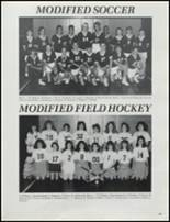 1989 Stillwater High School Yearbook Page 116 & 117