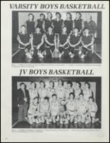 1989 Stillwater High School Yearbook Page 122 & 123