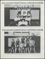 1989 Stillwater High School Yearbook Page 124 & 125