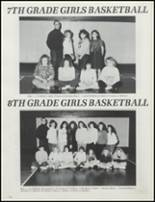 1989 Stillwater High School Yearbook Page 126 & 127
