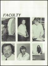 1980 Marcellus High School Yearbook Page 20 & 21