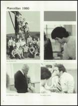 1980 Marcellus High School Yearbook Page 34 & 35