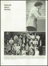 1980 Marcellus High School Yearbook Page 42 & 43