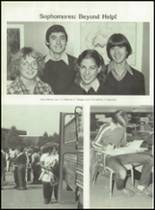 1980 Marcellus High School Yearbook Page 68 & 69