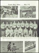 1980 Marcellus High School Yearbook Page 100 & 101