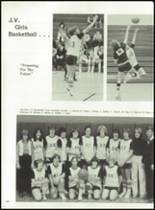 1980 Marcellus High School Yearbook Page 104 & 105
