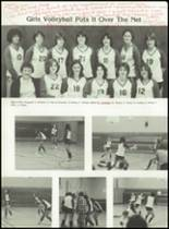 1980 Marcellus High School Yearbook Page 106 & 107