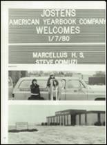 1980 Marcellus High School Yearbook Page 136 & 137