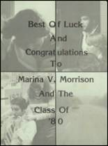 1980 Marcellus High School Yearbook Page 194 & 195