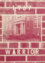 1967 Yearbook McHenry Community High School