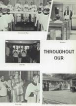 1966 St. John Vianney High School Yearbook Page 42 & 43