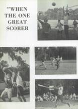 1966 St. John Vianney High School Yearbook Page 52 & 53
