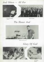 1966 St. John Vianney High School Yearbook Page 64 & 65