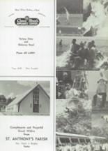 1966 St. John Vianney High School Yearbook Page 76 & 77
