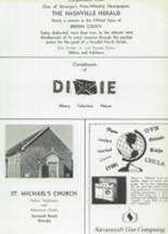 1966 St. John Vianney High School Yearbook Page 90 & 91