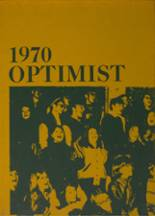 1970 Yearbook Central High School
