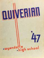1947 Yearbook Wyandotte High School