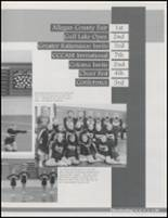2006 Plainwell High School Yearbook Page 62 & 63
