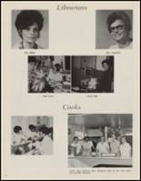 1971 Beggs High School Yearbook Page 14 & 15
