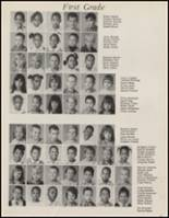 1971 Beggs High School Yearbook Page 18 & 19