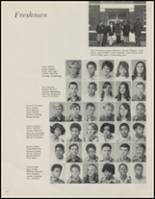 1971 Beggs High School Yearbook Page 28 & 29