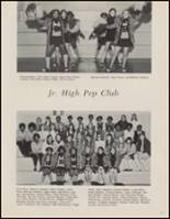 1971 Beggs High School Yearbook Page 30 & 31