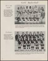 1971 Beggs High School Yearbook Page 32 & 33