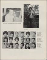 1971 Beggs High School Yearbook Page 36 & 37