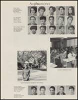 1971 Beggs High School Yearbook Page 38 & 39