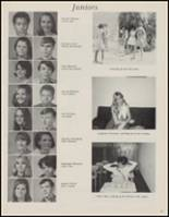 1971 Beggs High School Yearbook Page 40 & 41