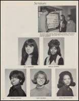 1971 Beggs High School Yearbook Page 44 & 45