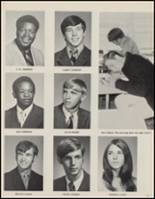 1971 Beggs High School Yearbook Page 46 & 47