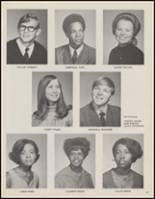 1971 Beggs High School Yearbook Page 48 & 49