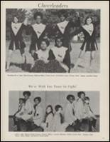 1971 Beggs High School Yearbook Page 52 & 53