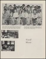 1971 Beggs High School Yearbook Page 54 & 55